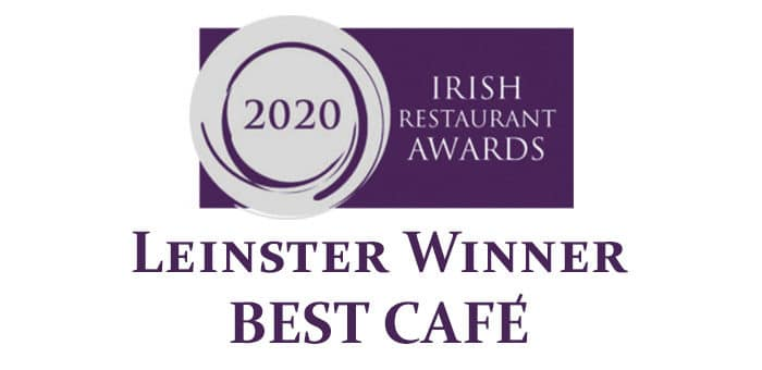 best cafe Leinster Winner 2020