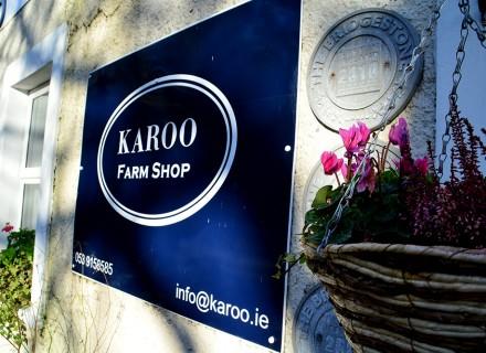 Karoo signage