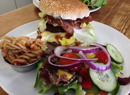 We love Burgers Karoo