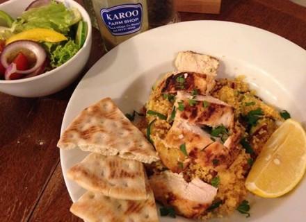 Karoo Grilled Chicken